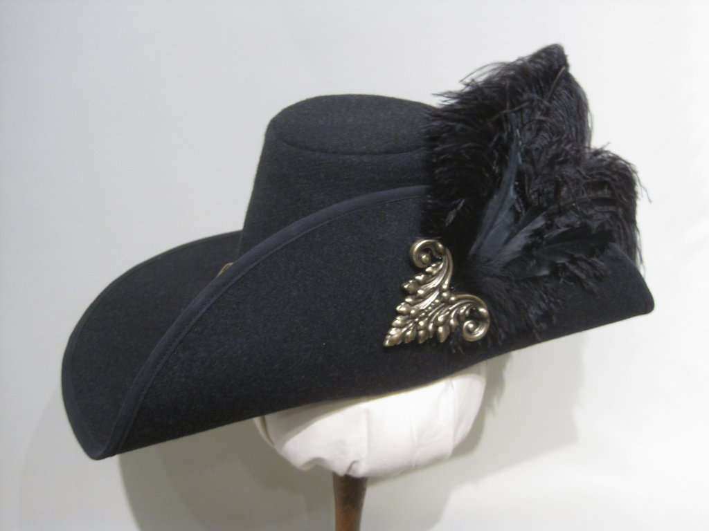 Fantastic Musketeer hat 54-64cm 15 colors