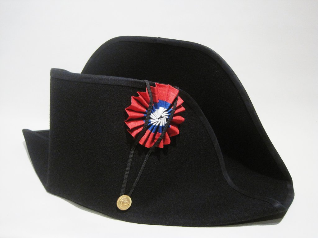 Napoleons hat in all sizes